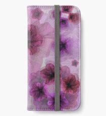 Petunia Shades iPhone Wallet/Case/Skin