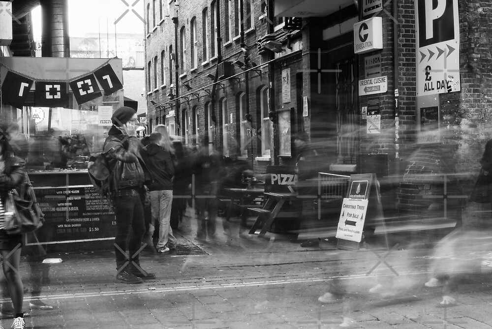 five seconds in brick lane__1 by Umbra101