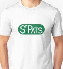 Toronto St. Pats Logo Unisex T-Shirt
