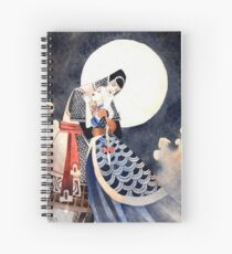 Good Night, My Knight Spiral Notebook