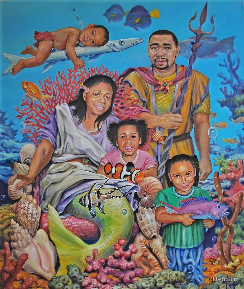 Family Portrait by HDPotwin