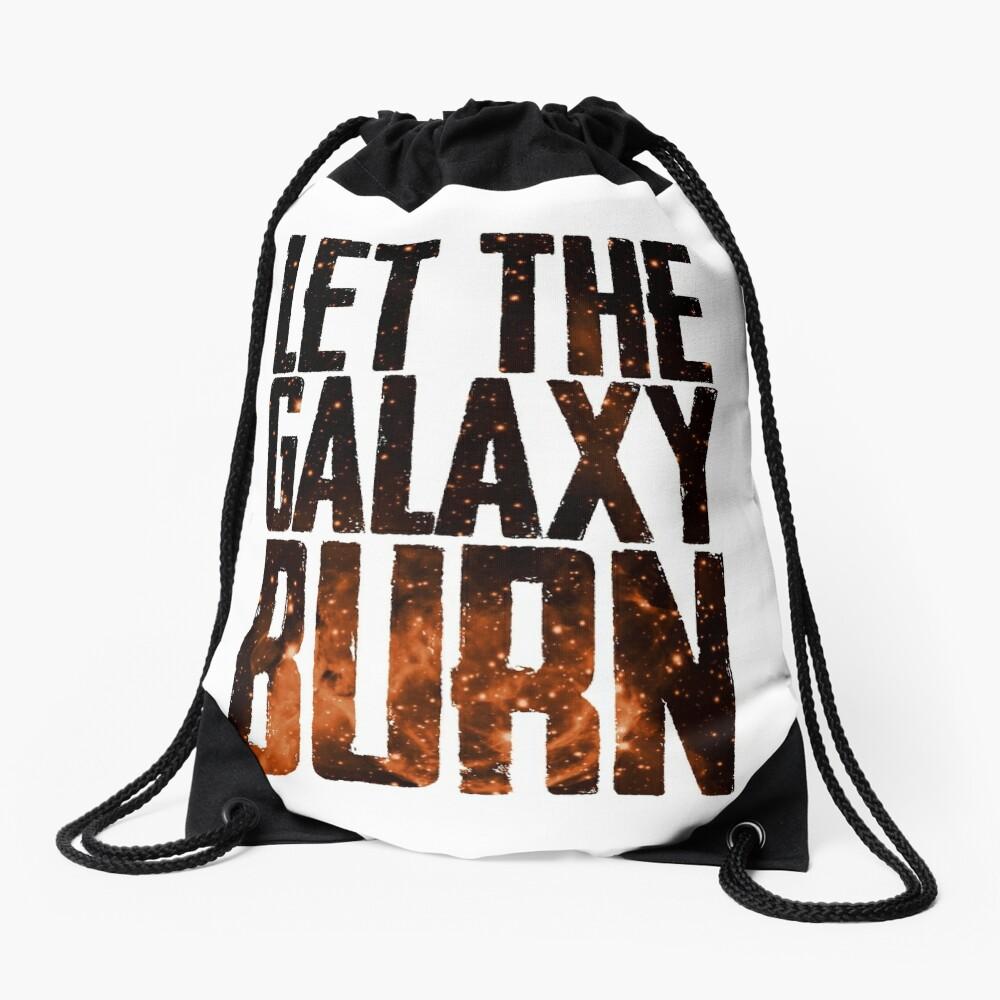 A Single Spark Drawstring Bag