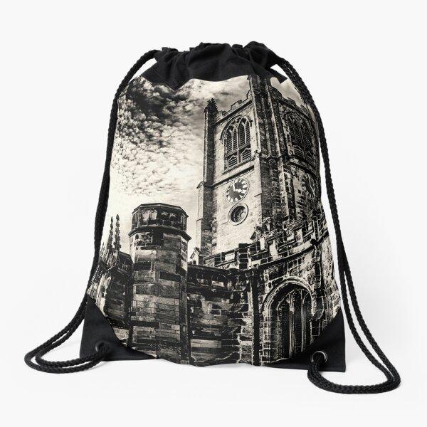 Lancaster Priory Drawstring Bag