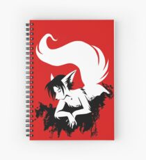 Urban Furry Spiral Notebook