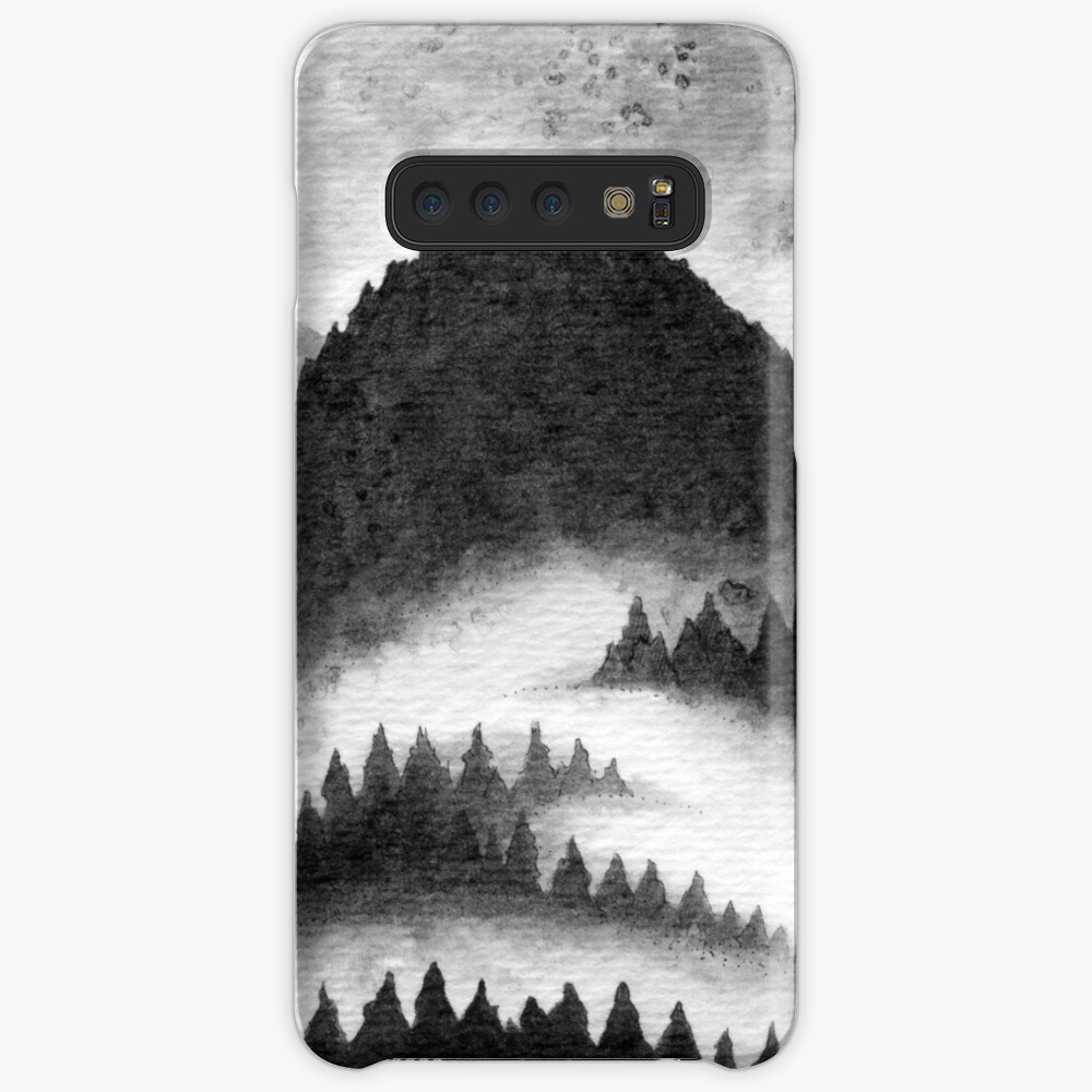Foggy Forest Case & Skin for Samsung Galaxy