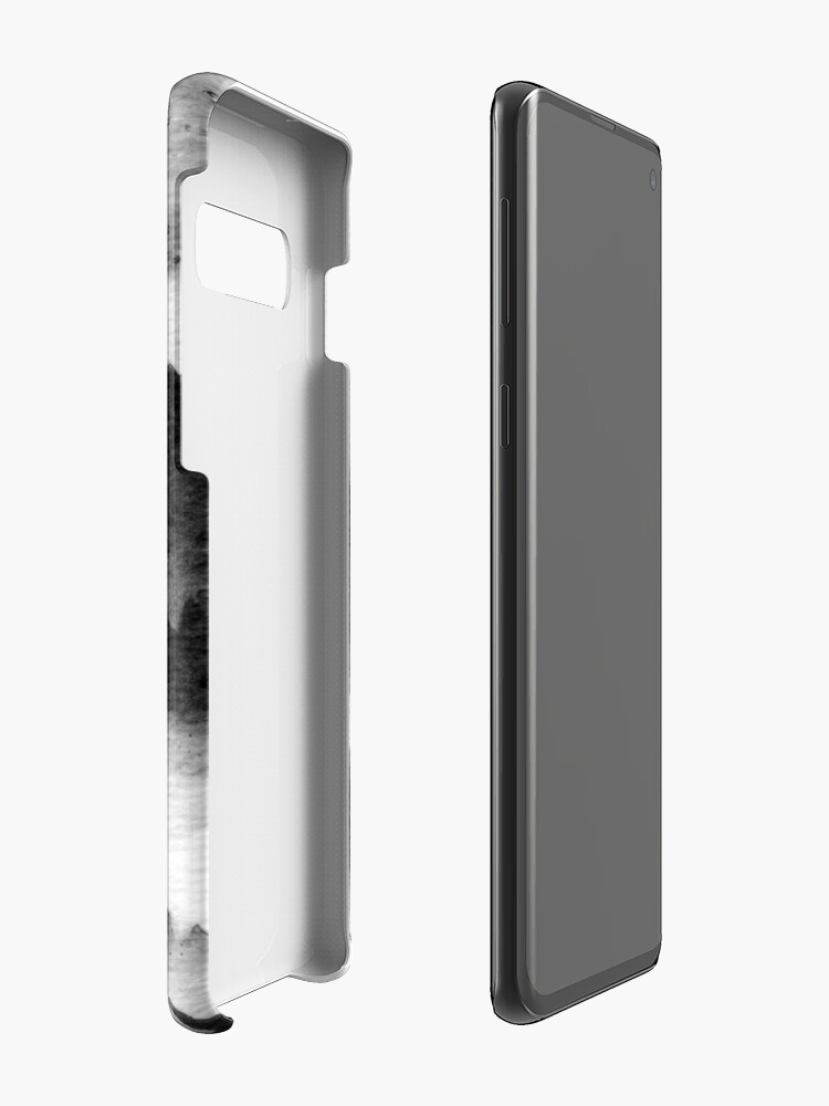 Alternate view of Foggy Forest Case & Skin for Samsung Galaxy