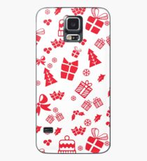 Holidays Pattern ◕‿◕ Case/Skin for Samsung Galaxy