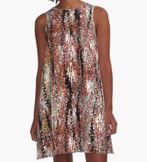 FUENIPO A-Line Dress