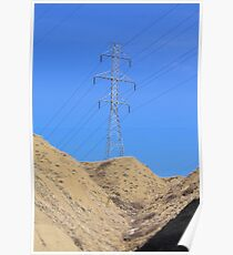 Coulee Power Poster