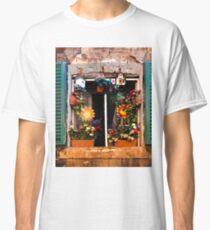 Tuscan window - Siena Classic T-Shirt