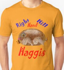 Right Hand Hill Haggis T-Shirt Unisex T-Shirt
