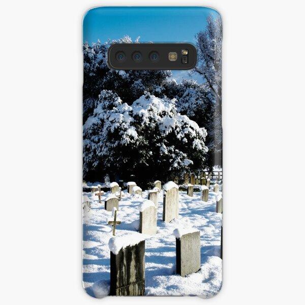 Hethersett Church in Winter Samsung Galaxy Snap Case