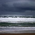 Stormy Seas by Cathy L. Gregg