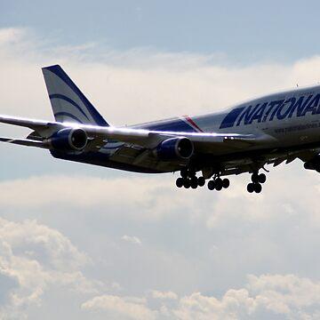 Air Cargo by bookermorgan