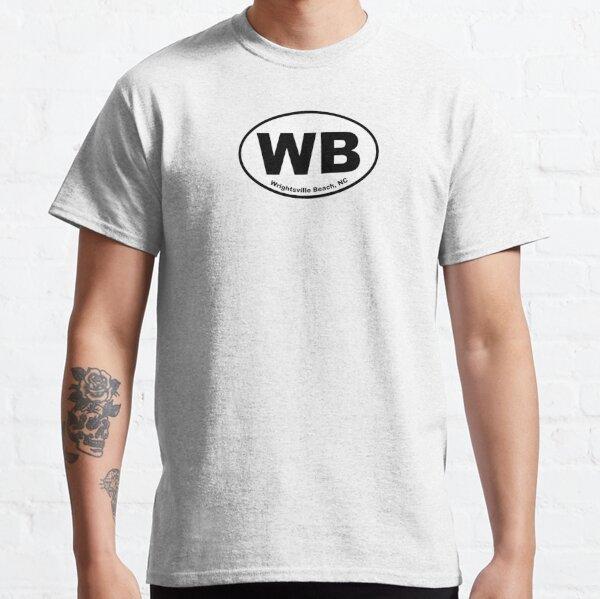 Wrightsville Beach, NC Classic T-Shirt
