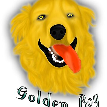 Golden Boy by NicoleK-design