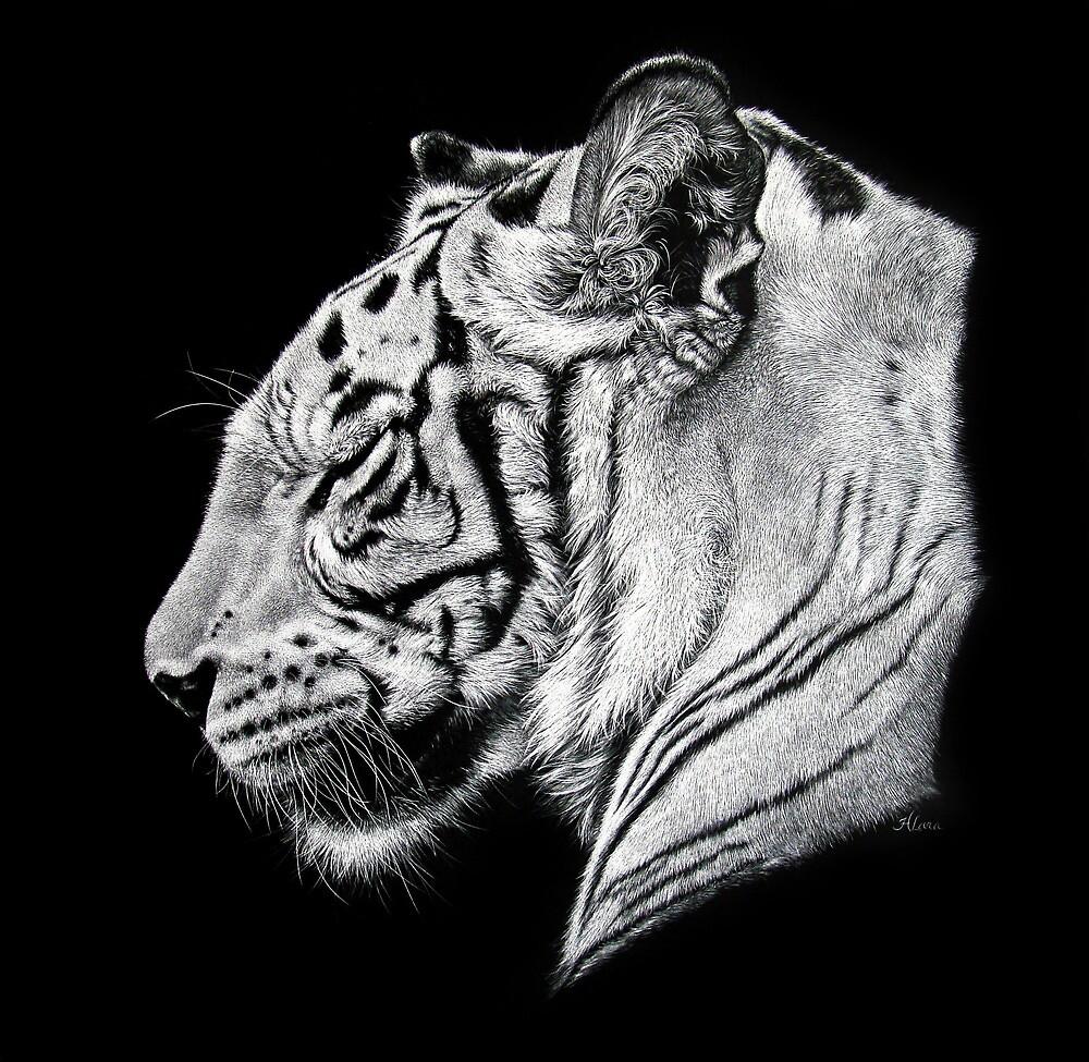 Narmada 1 by Heather Lara