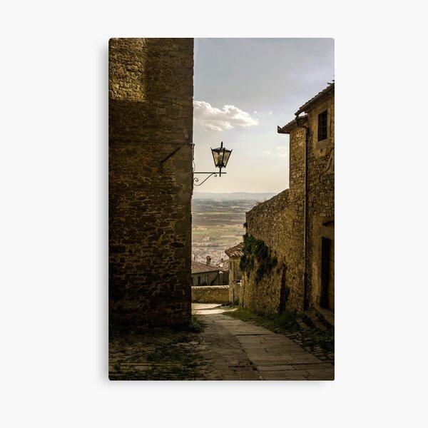 Cortona, Tuscany Canvas Print
