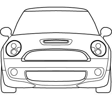 Mini R56 by bookermorgan