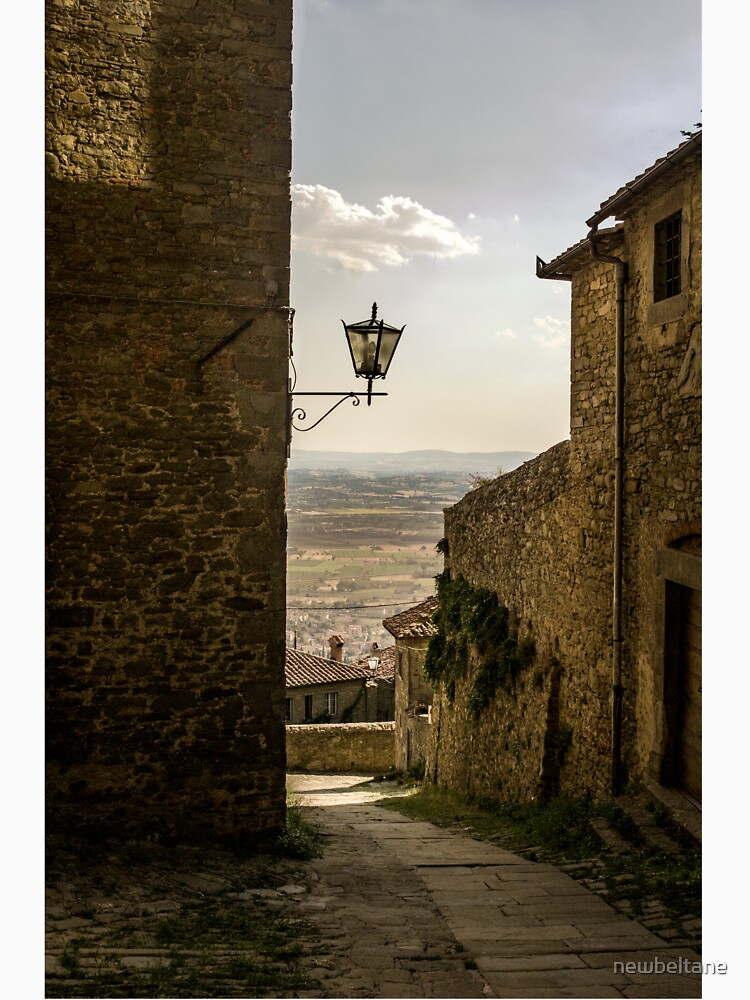 Cortona, Tuscany by newbeltane