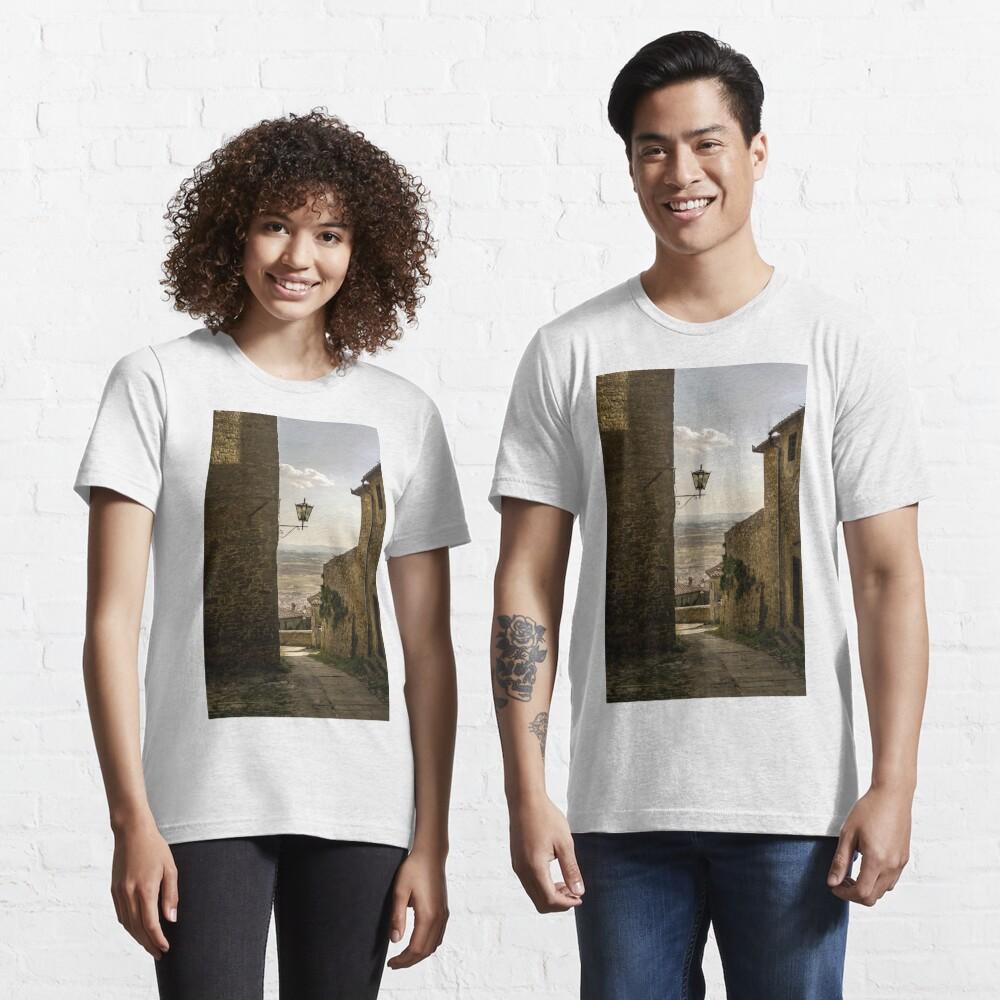 Cortona, Tuscany Essential T-Shirt