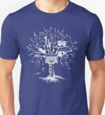 Melody Tree - Light Silhouette T-Shirt