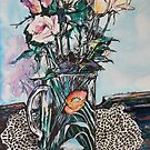 roses and lace by christine purtle