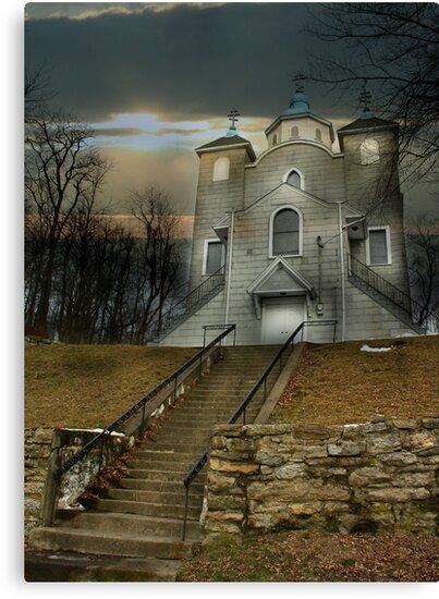 The Church Shall Prevail by Lori Deiter