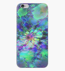 Fraktal Grande grün iPhone-Hülle & Cover