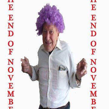 mascot for november by EndofNovember
