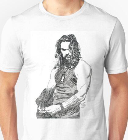 Jason ink drawing movie buff T-Shirt