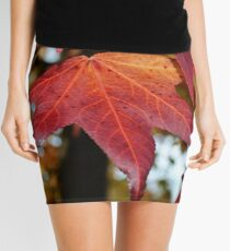 Changing Leaves of Autumn Mini Skirt