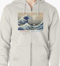 John Mayer Summer Wave Zipped Hoodie