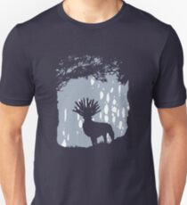 Forest Spirit Slim Fit T-Shirt