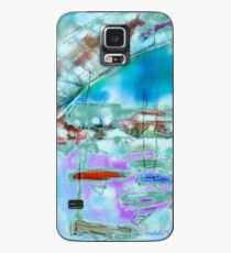 Cape Cod Traffic Jam Abstract Art Case/Skin for Samsung Galaxy