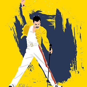 Freddie für immer von ladyrosegold