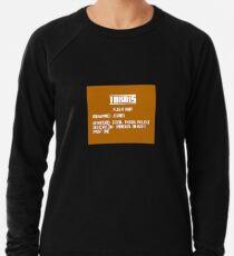 Hydrogen Inrush: Event One Lightweight Sweatshirt