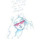 Mercury in Retrograde by Isabelle Staub