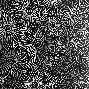 Wild flower Harmony by pinkstinks