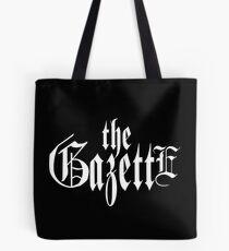 THE GAZETTE - LOGO BLACK Tasche