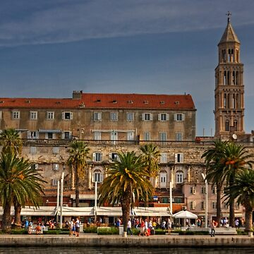 Diocletian's Palace by tomg