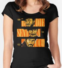 The Good, The Bad and The Ugly Women's Fitted Scoop T-Shirt