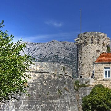 Korcula Towers by tomg