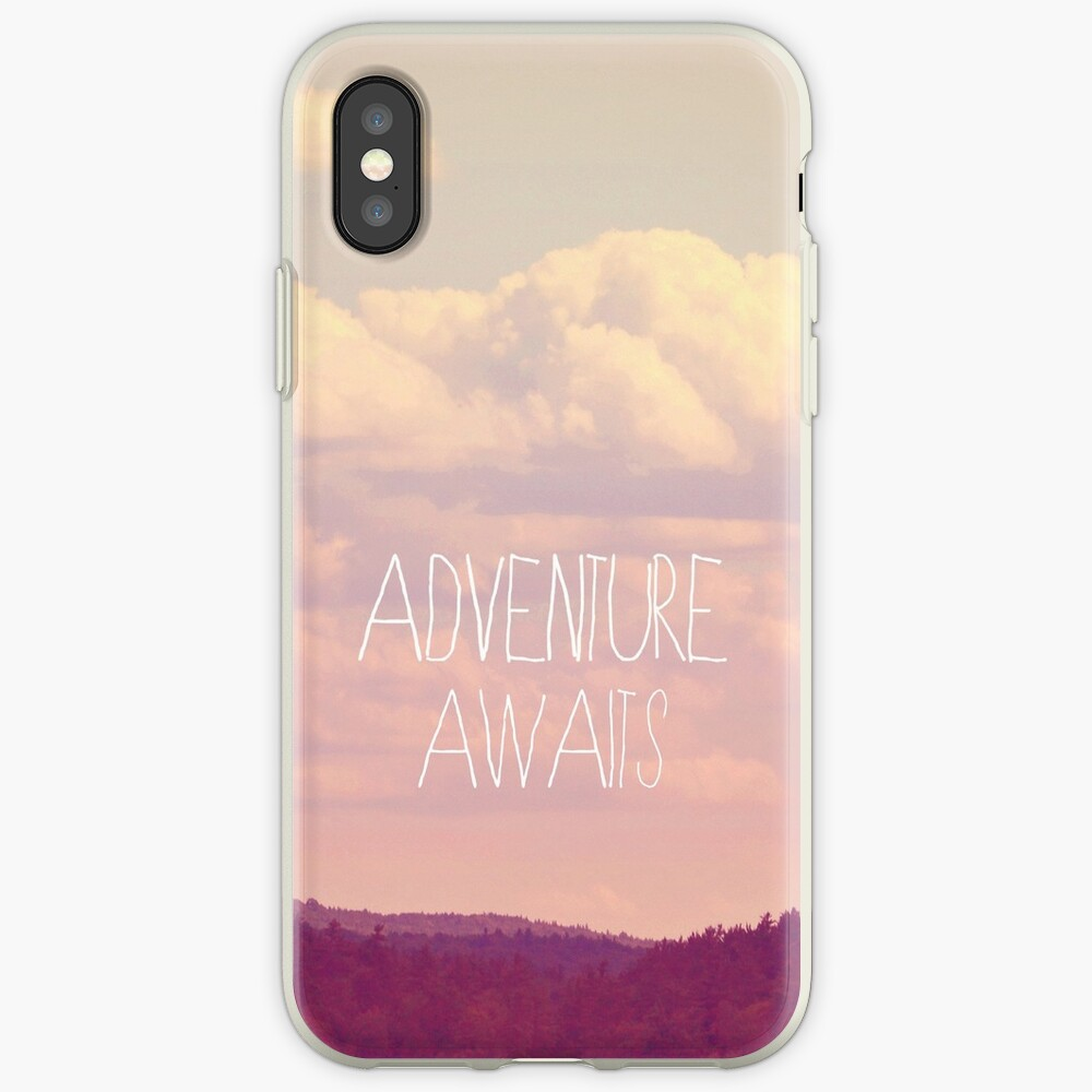 Adventure Awaits Iphone Case Cover
