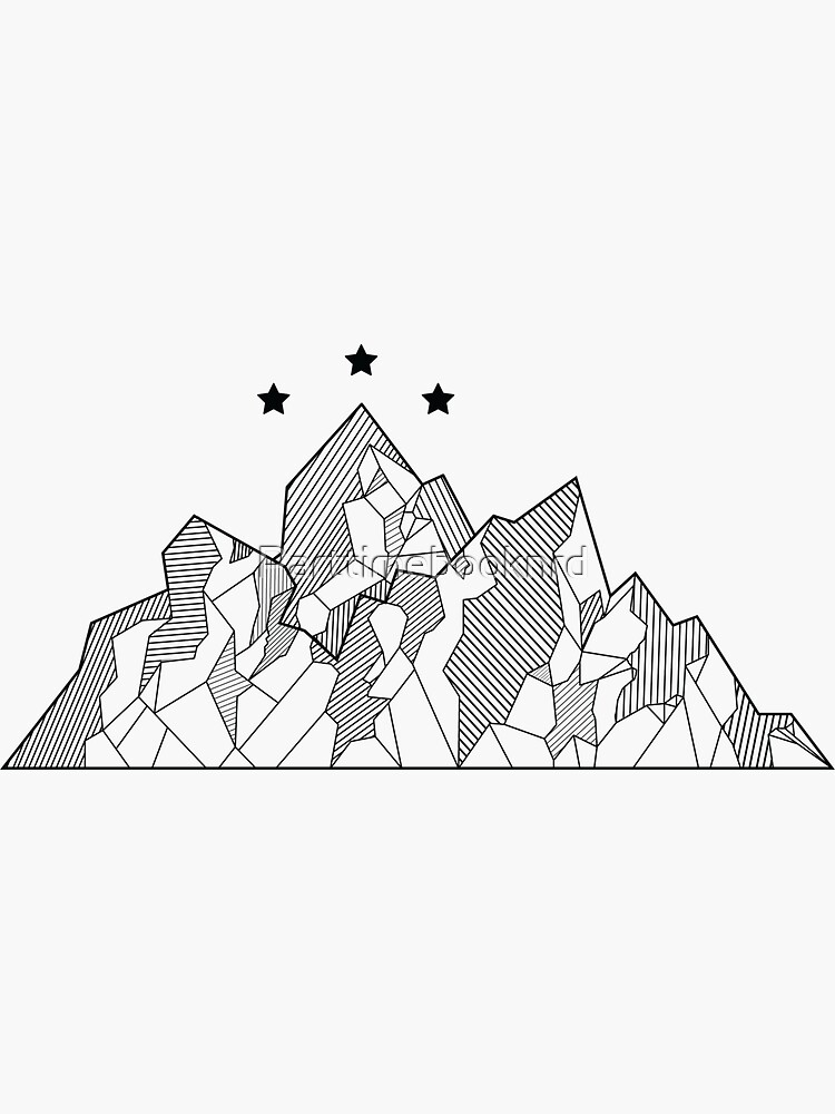 ACOMAF Night Court Mountain Design  by Parttimebooknrd