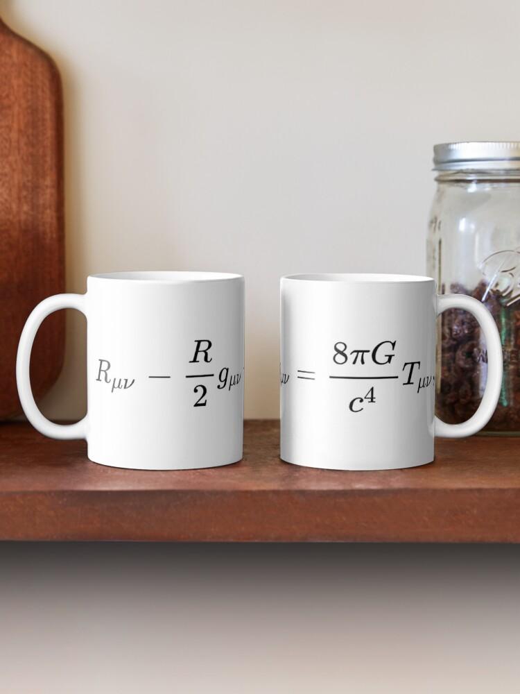 Alternate view of #УравненияЭйнштейна #Эйнштейн #Гильберт #уравнения #ГравитационноеПоле #ОбщаяТеорияОтносительности #метрика #искривлённое #пространствовремя #свойства #заполняющая #материя #УравнениеЭйнштейна #Теория Mug