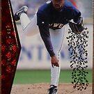 441 - Ricky Bones by Foob's Baseball Cards