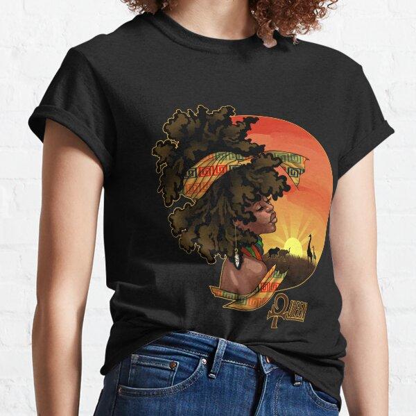 I Am QUEEN  Classic T-Shirt