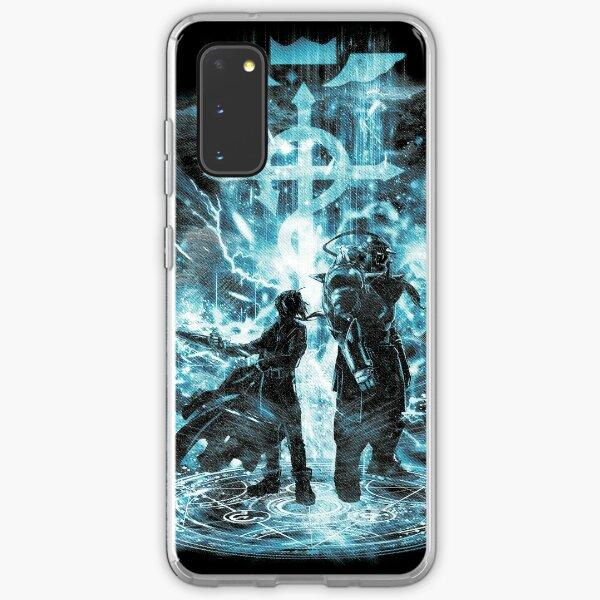brotherhood storm Samsung Galaxy Soft Case