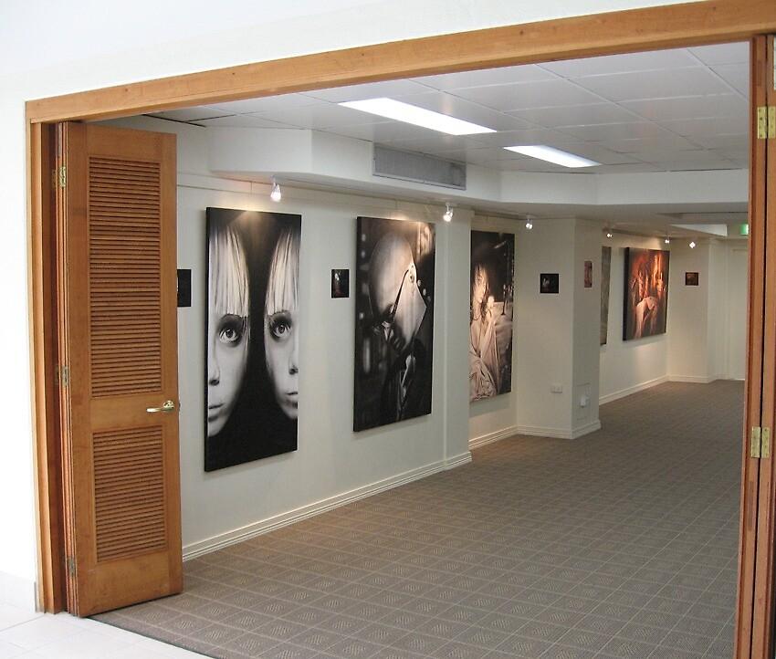 Entry Netanya Noosa Solo Exhibition by Warren Haney